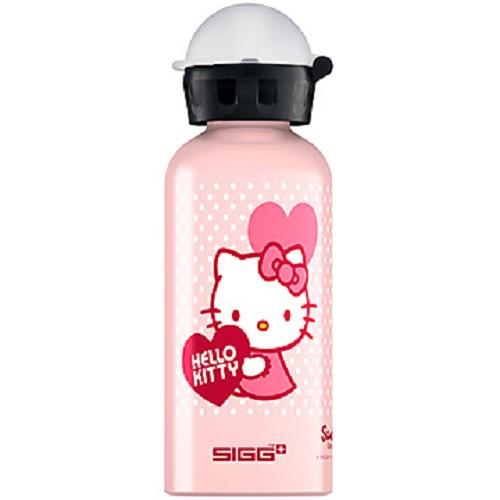 SIGG Water Bottle 400ml [SIG040831510] - Hello Kitty Valentine - Sport Water Bottle / Botol Minum